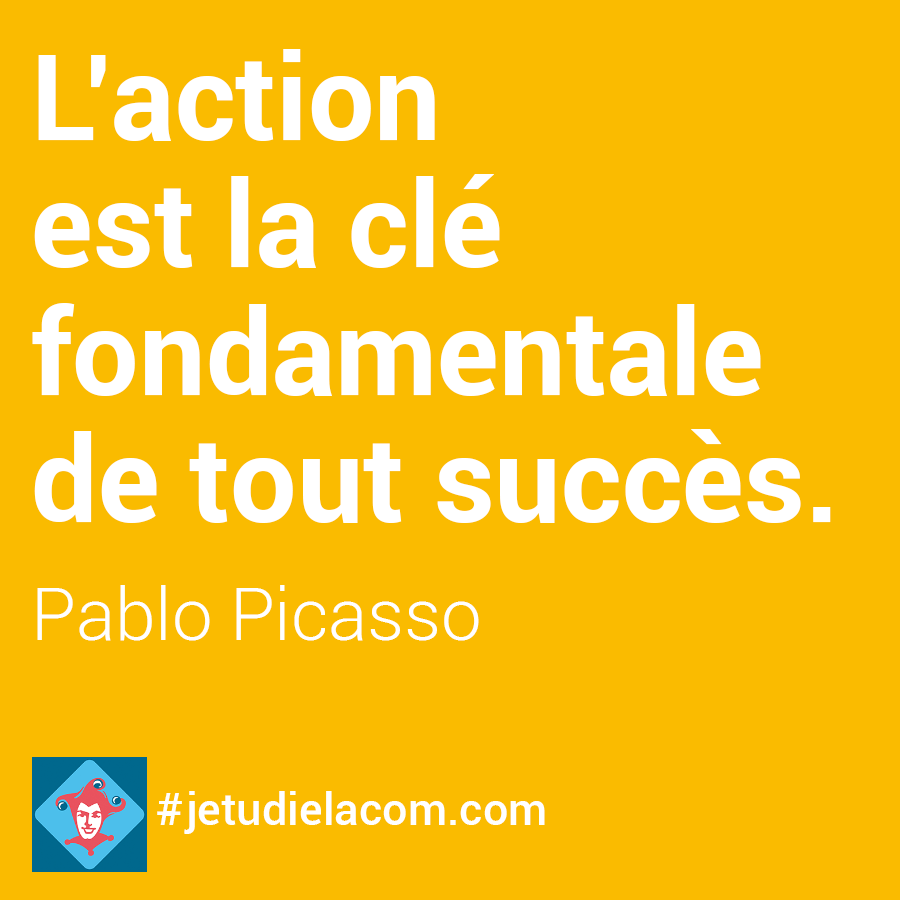 citation action - Picasso