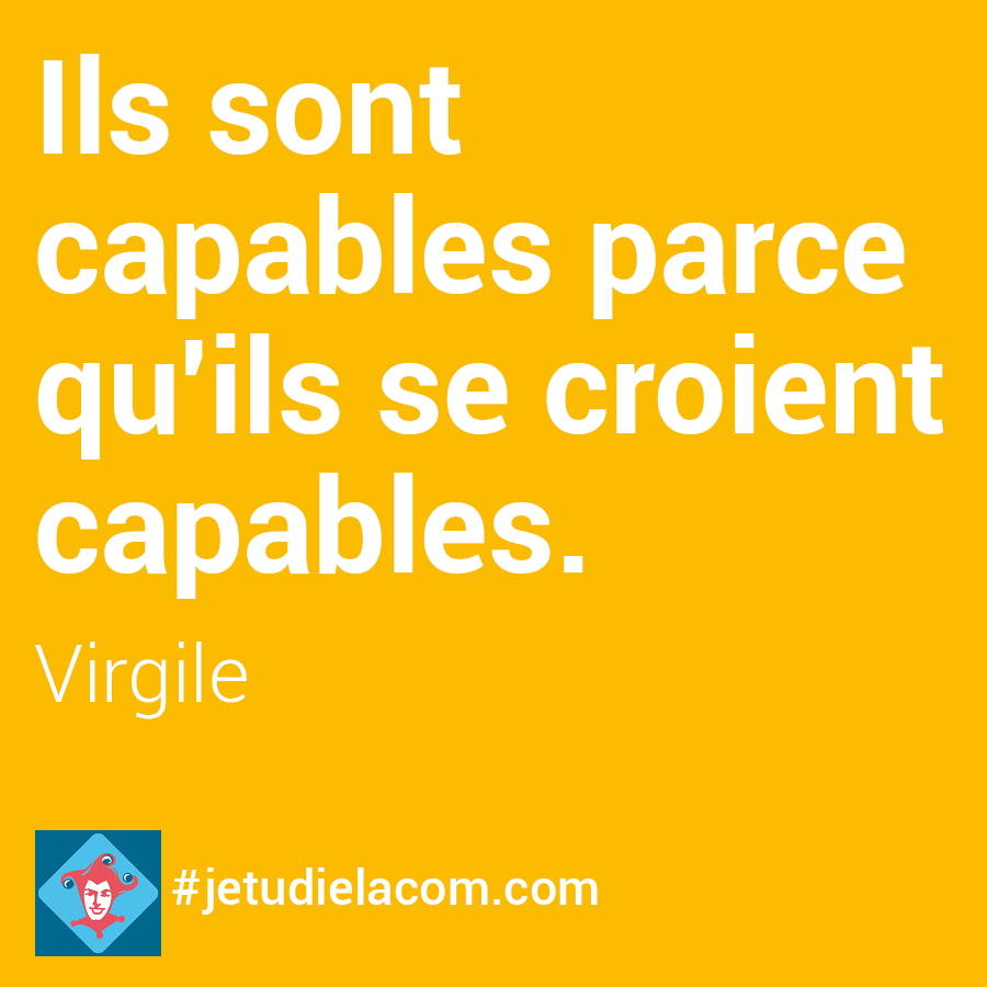citation - ils sont capables - Virgile
