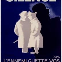 Colin - Silence - 1940