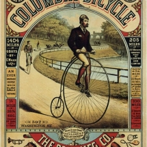 Columbia bicycle