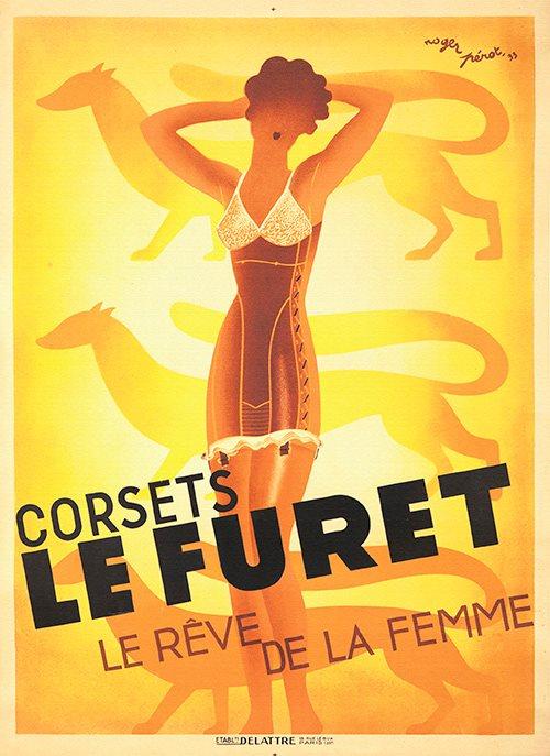 Le Furet - Roger Perott - 1933