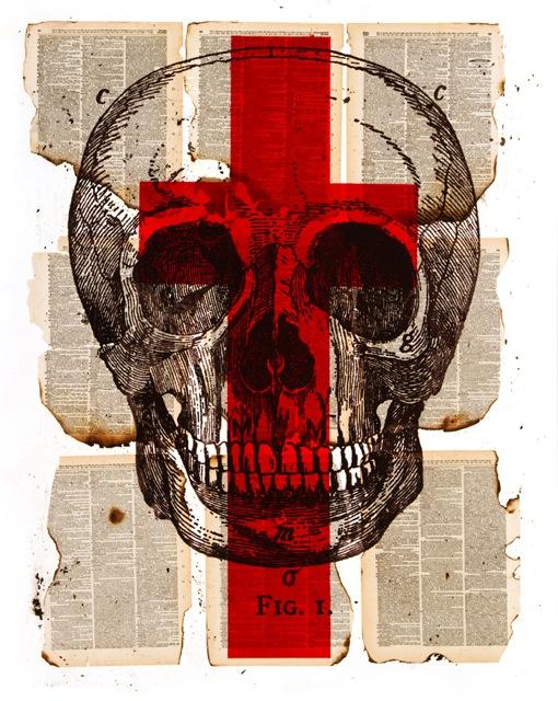 Peter Tunney - Skull