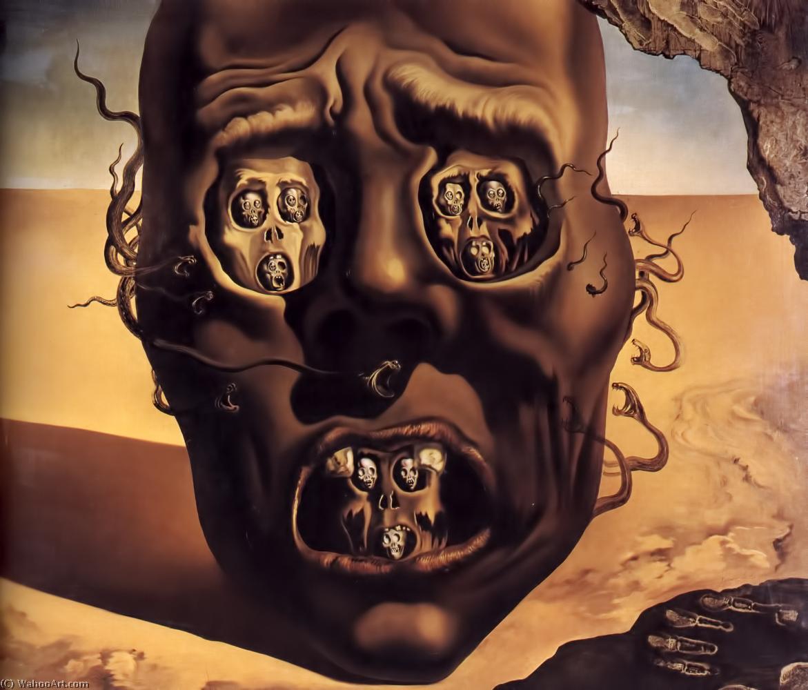 Dali - Le visage de la guerre - 1940