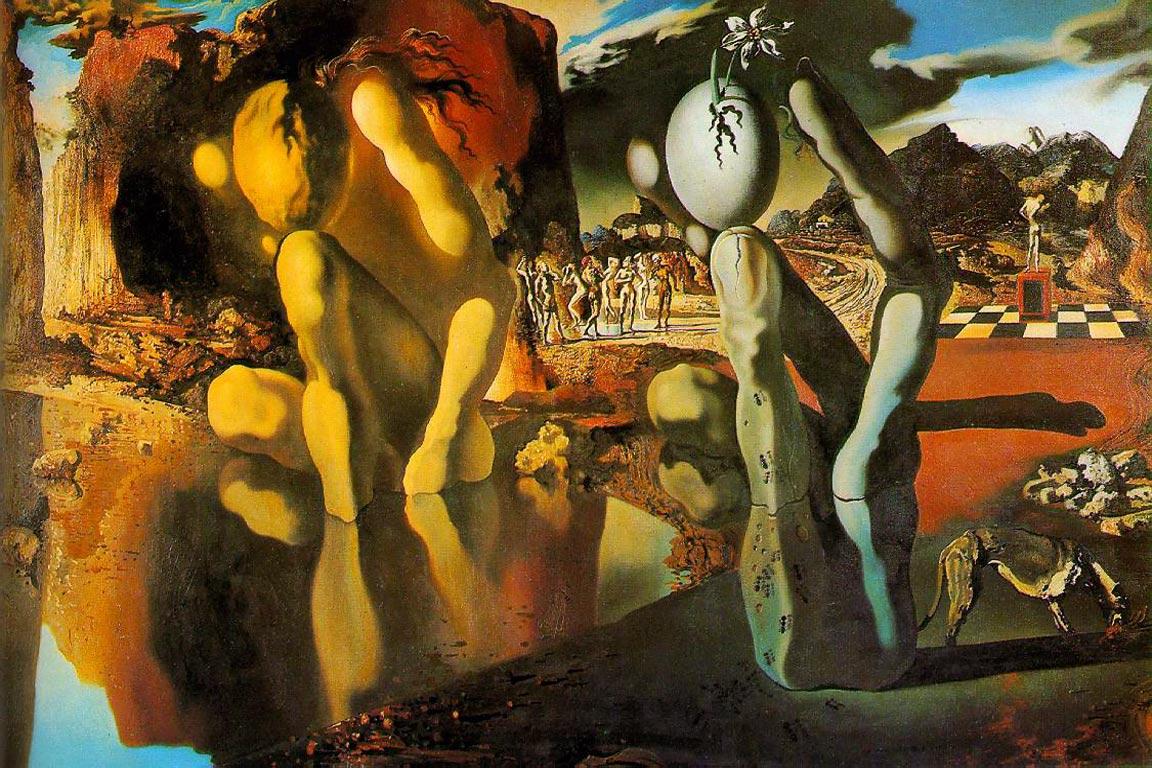 dali_narcisse(1937)