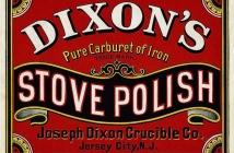 Dixon's stove polish