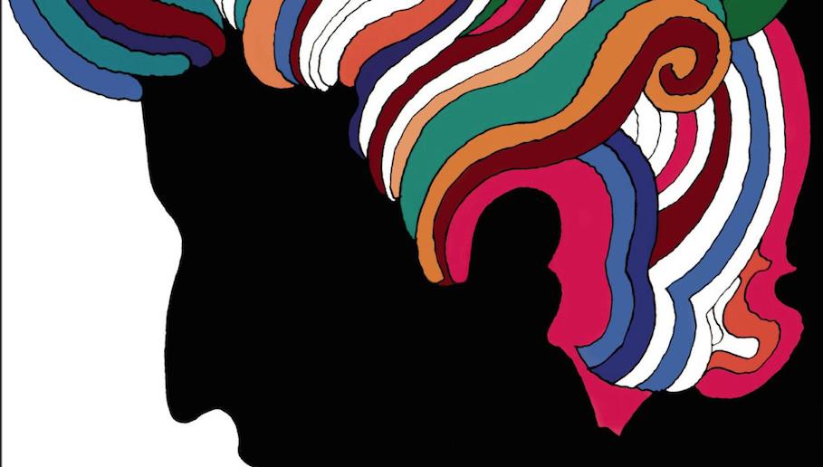 Glaser - Poster Dylan - 1966