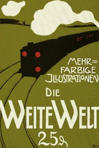 Edel - Weite Welt - 1900