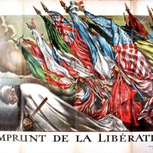 Emprunt de la Libération - 1914-1918