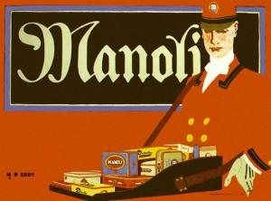 Erdt - Manoli - 1911