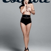 Esquire Katy Perry