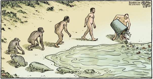 evolution_pollution
