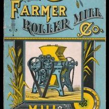 Farmer roller mill