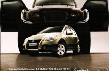 Fiat 4x4 Sedici