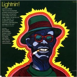 Glaser - Album Lightnin !
