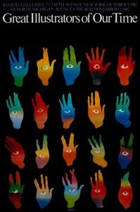 Glaser - Great illustrators - 1982