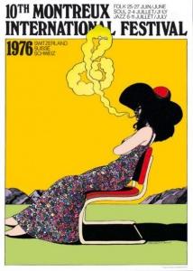 Glaser - 10th Montreux International Festival - 1976
