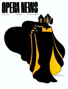 Glaser - Opera News - 1969
