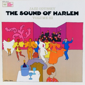 Glaser - Album The Sound of Harlem - 1965