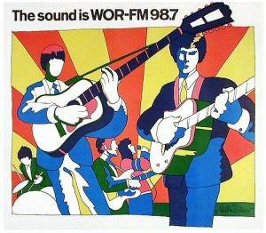 Glaser - WOR-FM