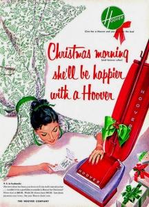 "Hoover ""Christmas morning..."""