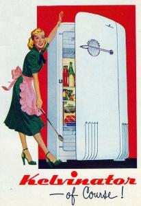 Réfrigérateur Kelvinator