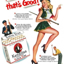 Kensitas cigarettes