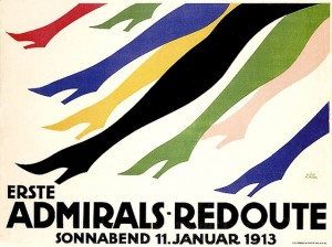 Klinger - Admirals Redoute - 1913