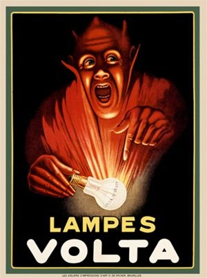 Lampes Volta