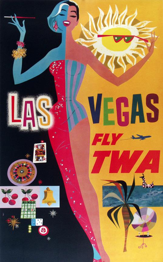 TWA - Las Vegas