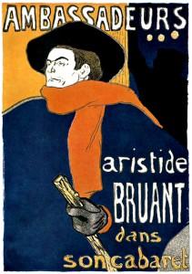 Lautrec - Ambassadeurs - 1892