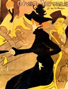 Toulouse-Lautrec - Divan japonais - 1892-94