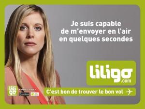 liligo.com - Je suis capable de m'envoyer en l'air en quelques secondes