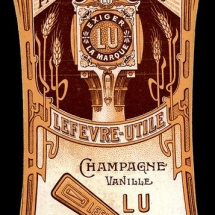 LU Champagne vanille