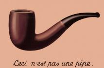 Magritte - La trahison des images - 1928