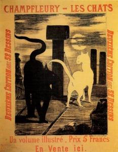 Manet - Les Chats - 1868