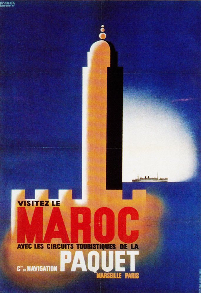 Maroc - Francis Bernard - 1935