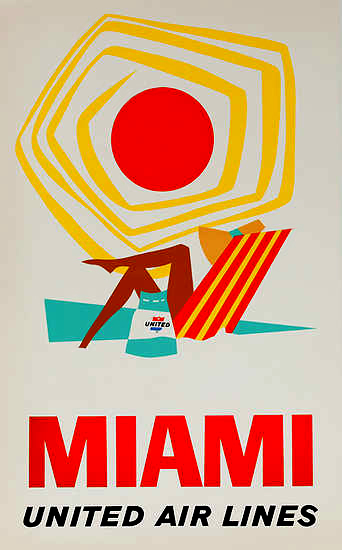 United air lines - Miami