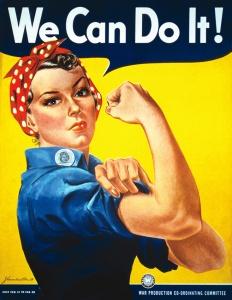 J. Howard Miller - We Can Do It - 1943