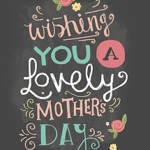 Mothers day - Steph Baxter
