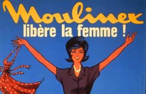 Moulinex libère la femme