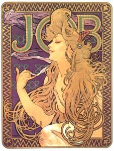 Mucha - Job - 1896