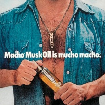 Macho musk oil