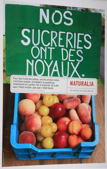 Naturalia fruits bio