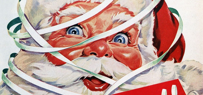 Les pubs du Père Noël toxico !