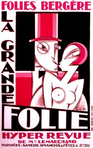 Folies Bergère - Pico - 1927