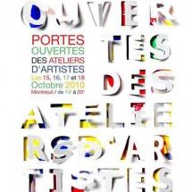 Portes ouvertes - Ateliers d'artistes Montreuil
