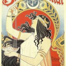 Privat-Livemont - Bitter Oriental - 1897