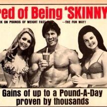 Skinny ?