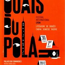 Quais du Polar - 2012