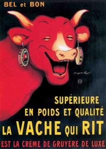 Benjamin Rabier - La Vache qui rit - 1921